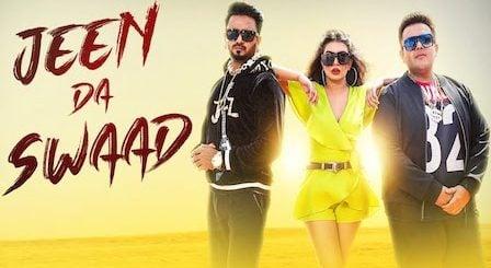 Jeen Da Swaad Lyrics Masha Ali | Ikrar