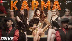Karma Lyrics Drive | Sukriti Kakar