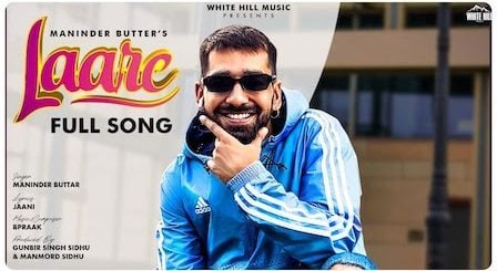 Laare Lyrics Maninder Buttar