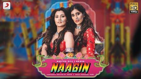 Naagin Lyrics Aastha Gill, Akasa