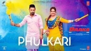 Phulkari Lyrics Daaka | Gippy Grewal