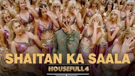 Shaitan Ka Saala Lyrics Housefull 4