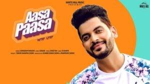 Aasa Paasa Lyrics Sangram Hanjra