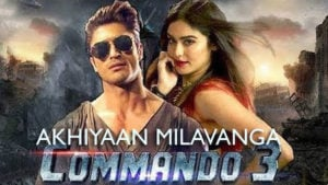 Akhiyaan Milavanga Lyrics Commando 3 | Arijit Singh