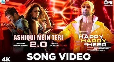 Ashiqui Mein Teri 2.0 Lyrics Happy Hardy And Heer