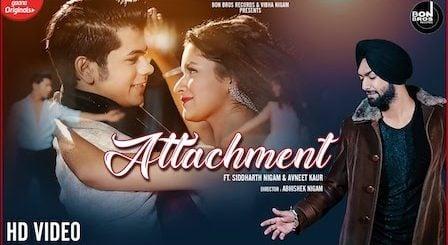 Attachment Lyrics Ravneet Singh