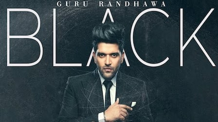 Black Lyrics Guru Randhawa