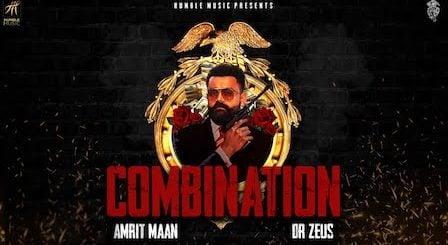 Combination Lyrics Amrit Maan