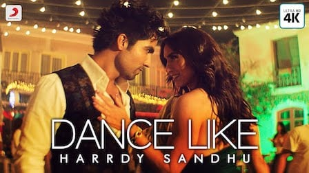 Dance Like Lyrics Hardy Sandhu