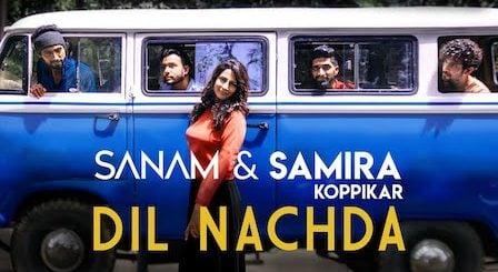 Dil Nachda Lyrics Sanam x Samira Koppikar