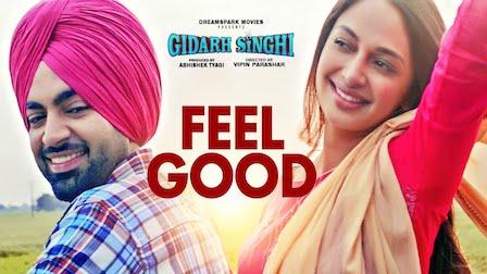 Feel Good Lyrics Himmat Sandhu | Gidarh Singhi
