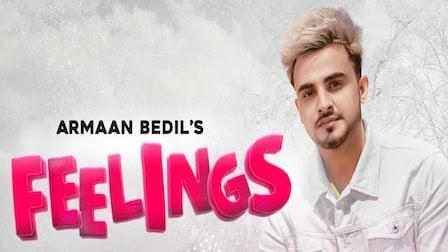 Feelings Lyrics Armaan Bedil