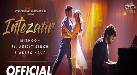 Intezaar Lyrics Arijit Singh x Asees Kaur
