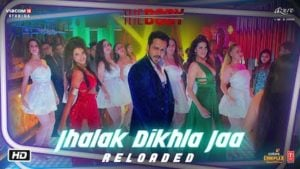 Jhalak Dikhla Jaa Lyrics The Body | Reloaded