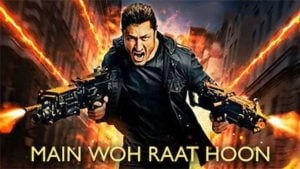 Main Woh Raat Hoon Lyrics Commando 3 | Ankit Tiwari