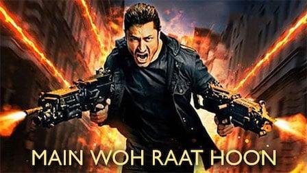 Main Woh Raat Hoon Lyrics Commando 3 | Ankit Tiwari
