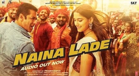 Naina Lade Lyrics Dabangg 3 | Javed Ali