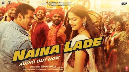 Naina Lade Lyrics Dabangg 3 | Javed Ali