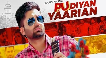 P.U Diyan Yaarian Lyrics Sharry Maan