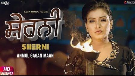 Sherni Lyrics Anmol Gagan Maan