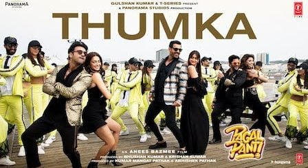 Thumka Lyrics Pagalpanti | Yo Yo Honey Singh