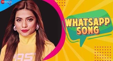 Whatsapp Lyrics Asees Kaur | Sunny Chopra, Nagma Mirajkar
