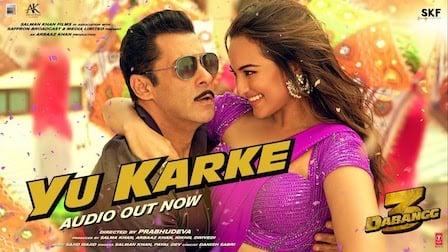 Yu Karke Lyrics Dabangg 3   Salman Khan