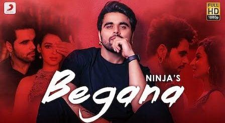 Begana Lyrics Ninja