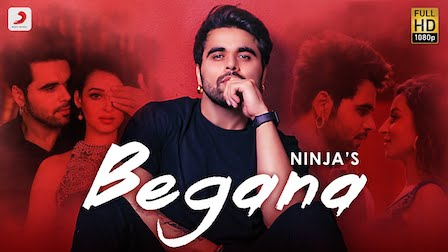 Begana Lyrics Ninja