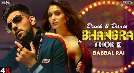 Bhangra Thok Ke Lyrics Babbal Rai