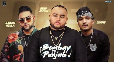 Bombay To Punjab Lyrics Deep Jandu | Divine