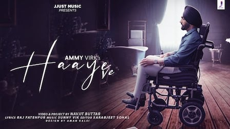 Haaye Ve Lyrics Ammy Virk
