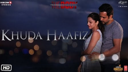 Khuda Hafiz Lyrics The Body | Arijit Singh
