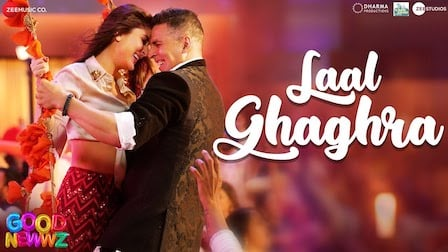 Laal Ghaghra Lyrics Good Newwz | Neha Kakkar