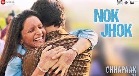 Nok Jhok Lyrics Chhapaak | Deepika Padukone