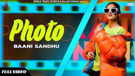 Photo Lyrics - Baani Sandhu | Jass Bajwa