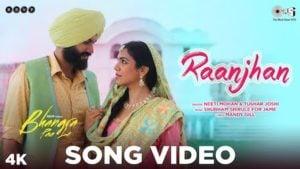 Raanjhan Lyrics Bhangra Paa Le   Neeti Mohan