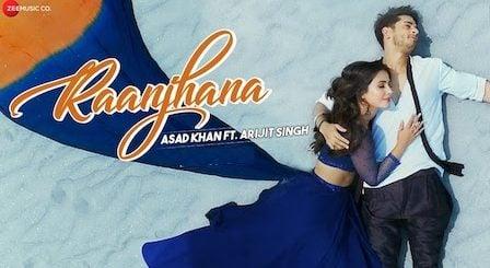 Raanjhana Lyrics Arijit Singh | Hina Khan, Priyank Sharma