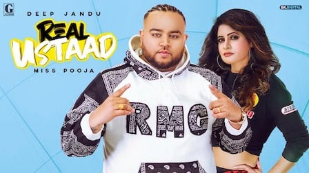 Real Ustaad Lyrics Deep Jandu | Miss Pooja