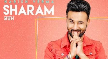Sharam Lyrics Harish Verma
