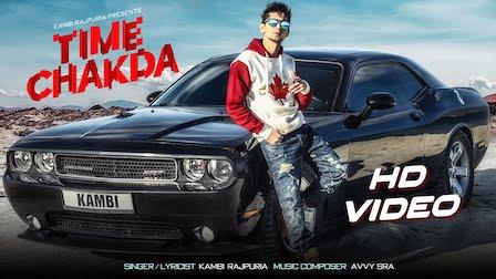 Time Chakda Lyrics Kambi Rajpuria
