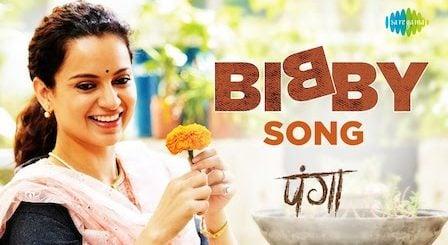 Bibby Lyrics Panga | Annu Kapoor x Sherry