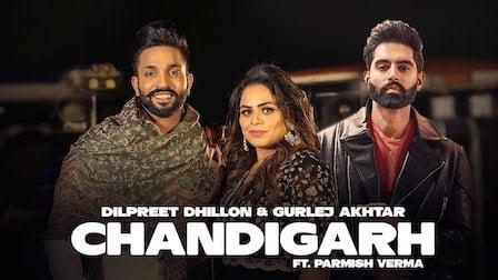 Chandigarh Lyrics Dilpreet Dhillon | Gulrez Akhtar