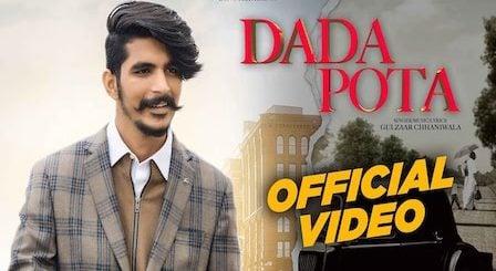 Dada Pota Lyrics Gulzaar Chhaniwala
