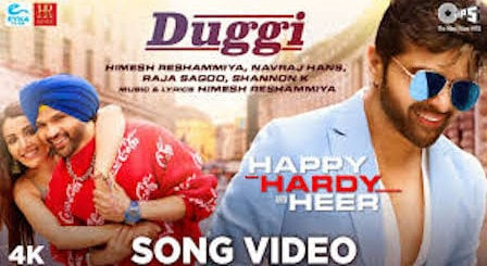 Duggi Lyrics Happy Hardy And Heer
