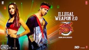 Illegal Weapon 2.0 Lyrics Street Dancer 3D