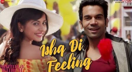 Ishq Di Feeling Lyrics Shimla Mirch