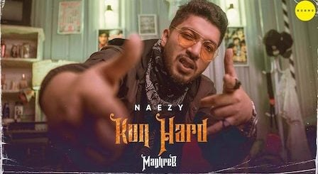 Kon Hard Lyrics Naezy | Maghreb #6
