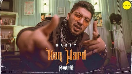 Kon Hard Lyrics Naezy | Maghreb #6