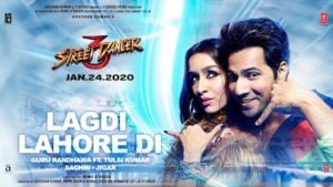 Lagdi Lahore Di Lyrics Street Dancer 3D